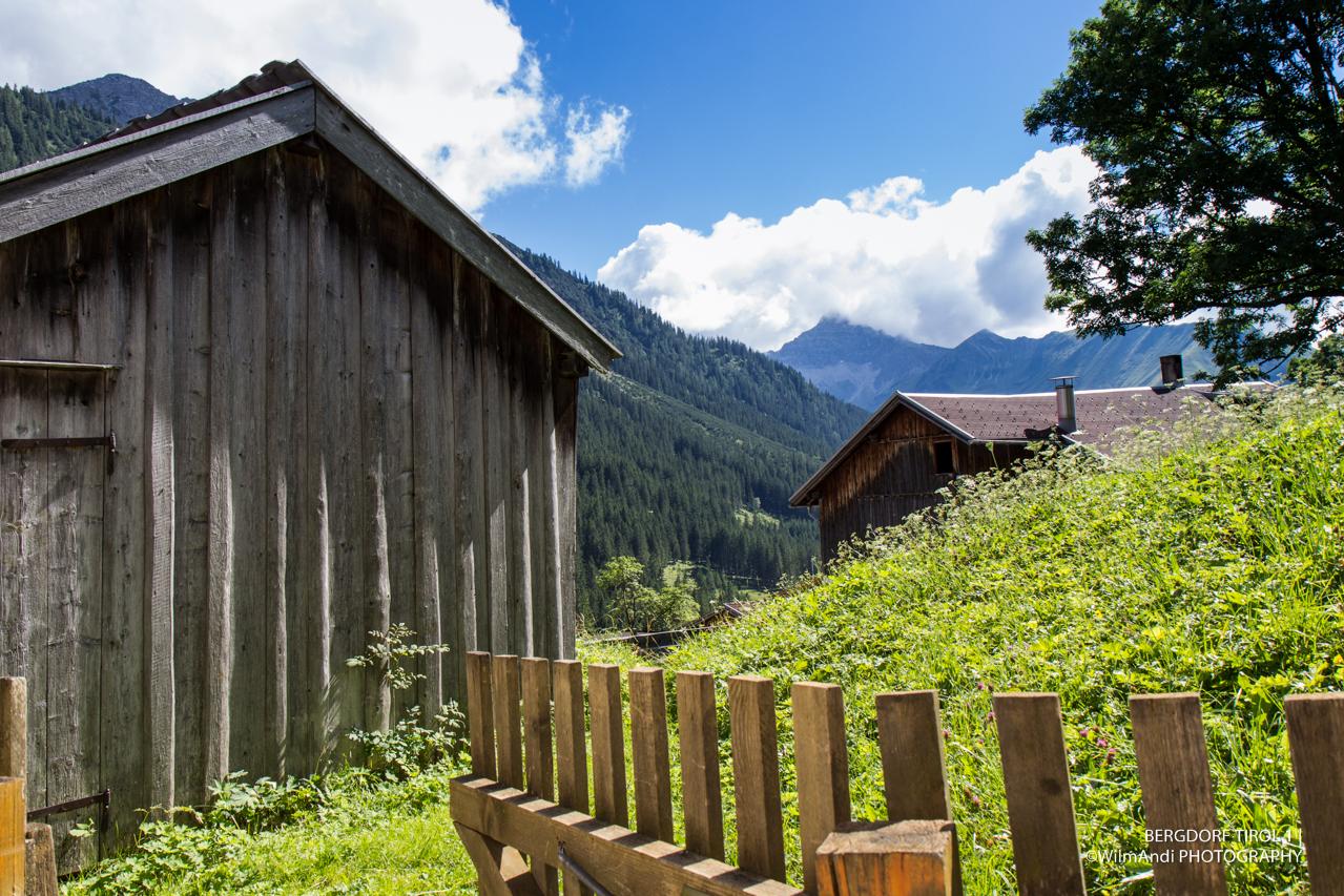 Bergdorf Tirol 1