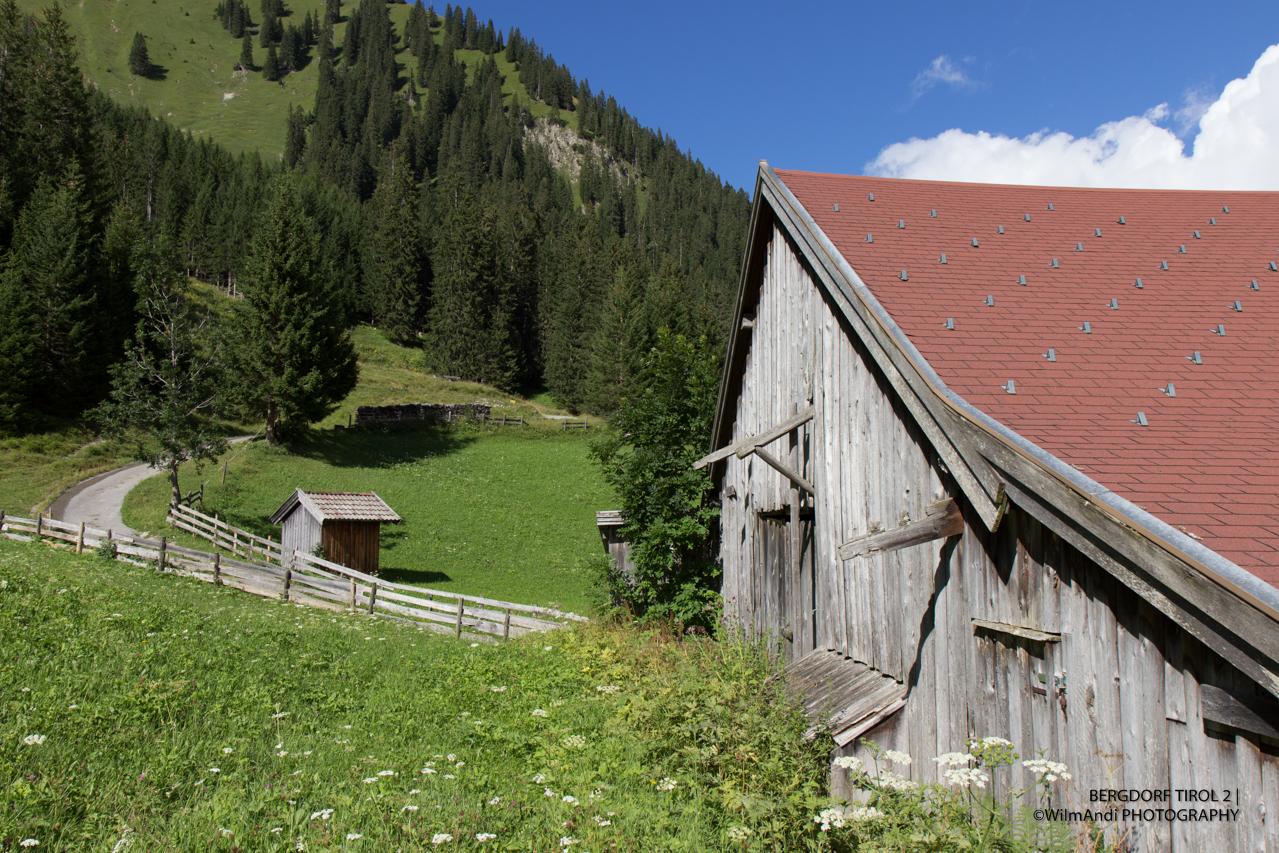Bergdorf Tirol