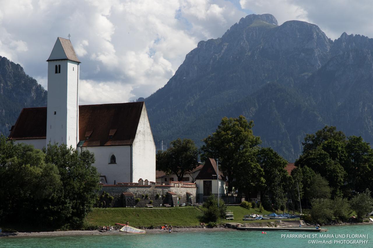 Pfarrkirche St. Maria und Florian