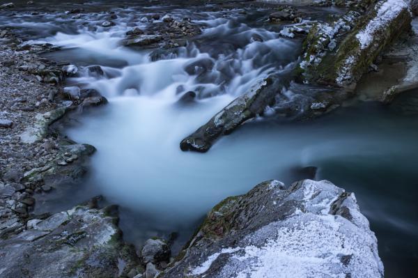 Mystische Wasser